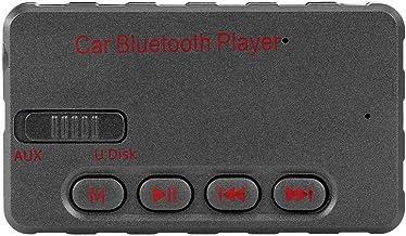 Nishore Carro BT Player 8G USB Player DSP som Loseless Music Jogando navegação de resposta de chamada de telefone (preto)