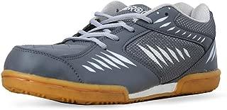 Feroc Power Badminton Gray Shoes