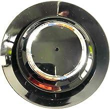 TAYDMEO 4 pièces 147mm emblème de Voiture Logo moyeu Central de Roue Jantes couvercles Jantes Accessoires Auto