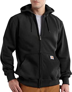 Men's Size Rain-Defender Paxton Heavyweight Hooded Zip...
