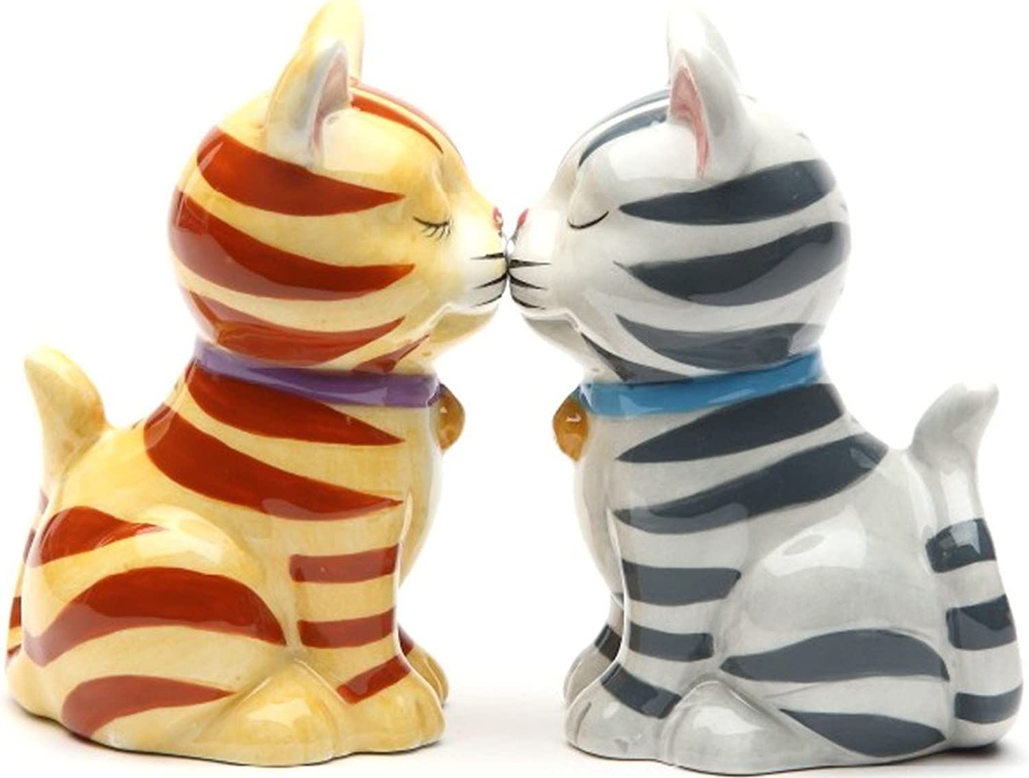 Salt & Pepper Shakers Set  KITTENS New Ceramic Kitchen Gifts 8595