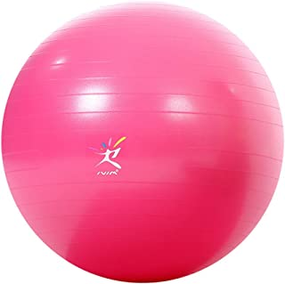 WXYXG Yoga Ball, Thicken Explosion-Proof Gym Ball Household Pregnant Women Childbirth Ball Child Balance Ball (Color : #1)