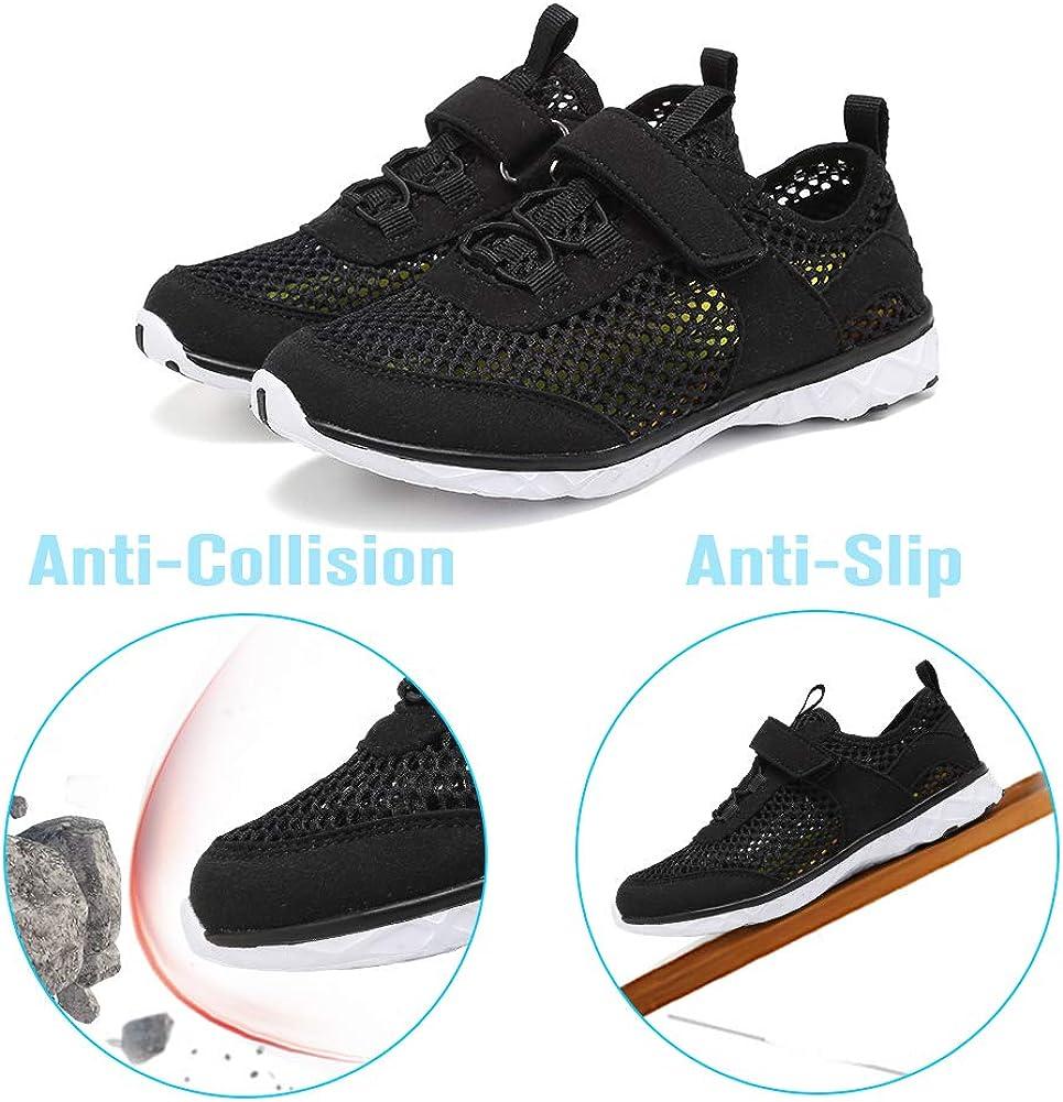 FANTURE unisex-child Walking,sneakers