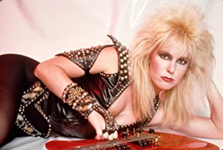 Lita Ford - The Runaways 24X36 New Printed Poster Rare #TNW793290