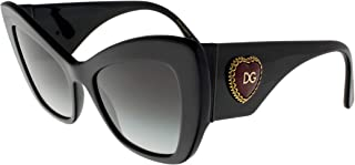 Dolce and Gabbana DG4349 501/8G Black DG4349 Cats Eyes Sunglasses Lens Category