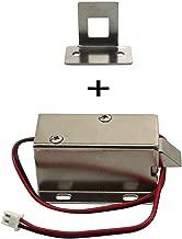DC 12V 0.8A Electronic Lock Cabinet Drawer Door Lock Solenoid Locks