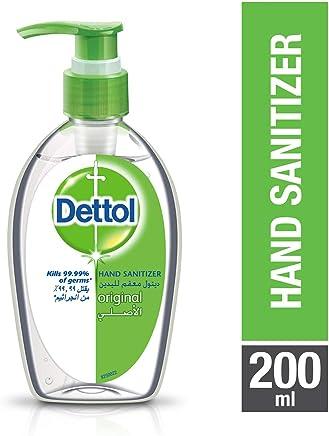 Dettol Original Anti-bacterial Hand Sanitizer 200ml