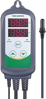 Inkbird 1200 Watts Digital Temperature Controller Aquarium Thermostat for Aquarium Heater, with Waterproof Sensor
