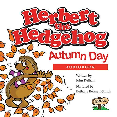Herbert the Hedgehog Autumn Day cover art