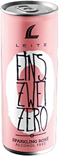 Leitz Alcohol Free Sparkling Rose, 250 ml