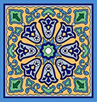 5D DIY ダイヤモンド絵画キット 1930年代 ヴィンテージ カタリナ 島 ミニマル ナチュラルアート フルドリル ペインティング アートクラフト キャンバス ホームウォールデコ フルドリル クロスステッチ ギフト 16 x 12インチ