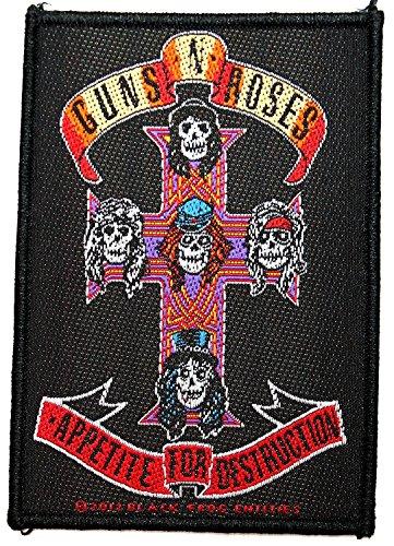 Parche Guns N Roses Motivo: Appetite