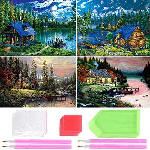 DIY 5D Diamond Painting,DIY 5D Diamond Painting Diseño,DIY 5D Diamante Pintura Taladro Completo Kit,Punto De Cruz Diamante,Kit De Pintura De Diamantes 5D