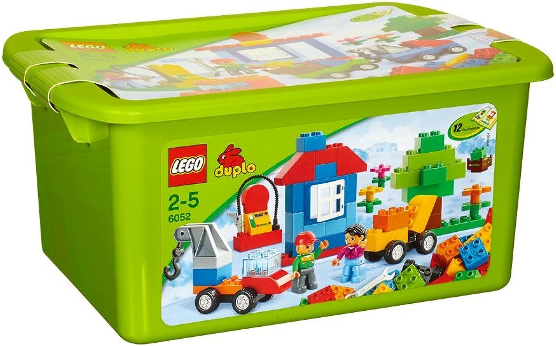 LEGO Duplo 6052 My First Vehicle Set (90pcs)