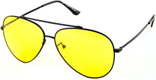 Cyxus Computer Glasses Blue Light Filter Gaming Eyewear Anti Eye Fatigue Headache Semi-Rimless for Women Men, Unisex (880...