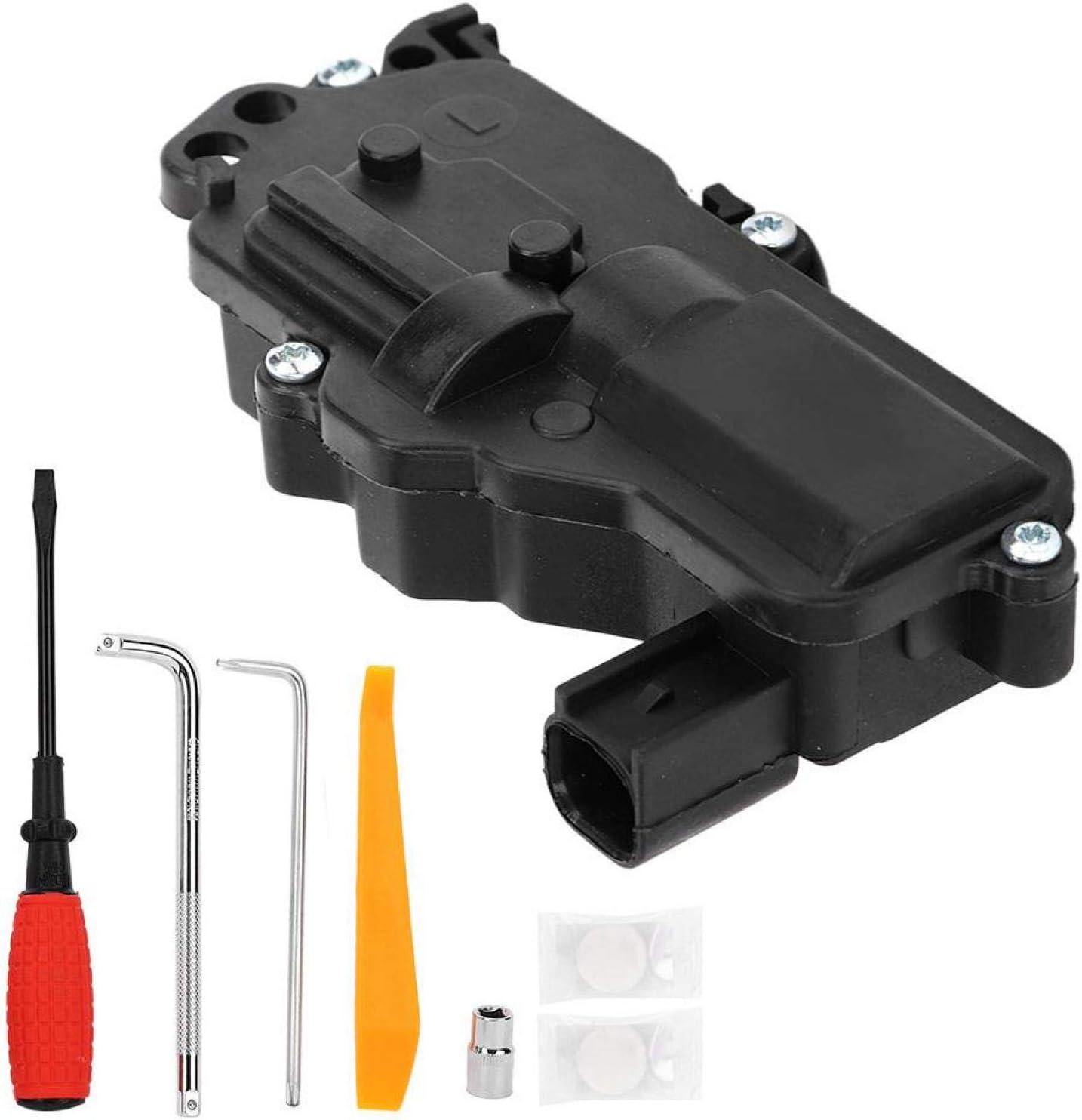 Door Lock Actuator, ABS Left Door Lock Actuator Motor with Tools