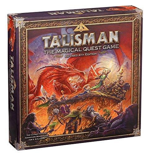 Talisman 4th edicion Core Game (Ingles)