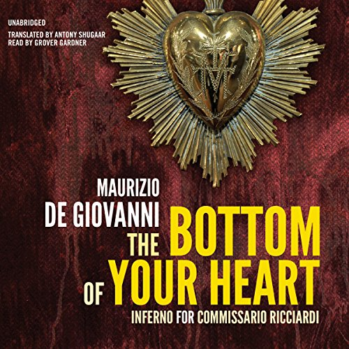 The Bottom of Your Heart audiobook cover art