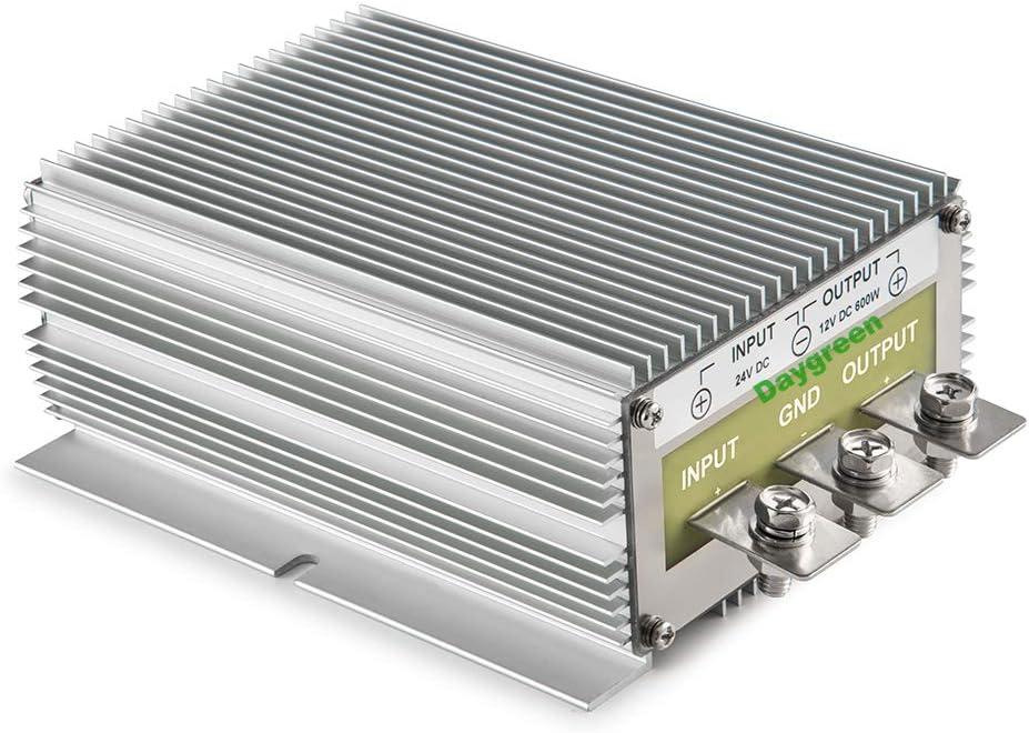 Hsthe Sea DC//DC Converter 12V//24 Step Up To 48V//5A Volt Regulator