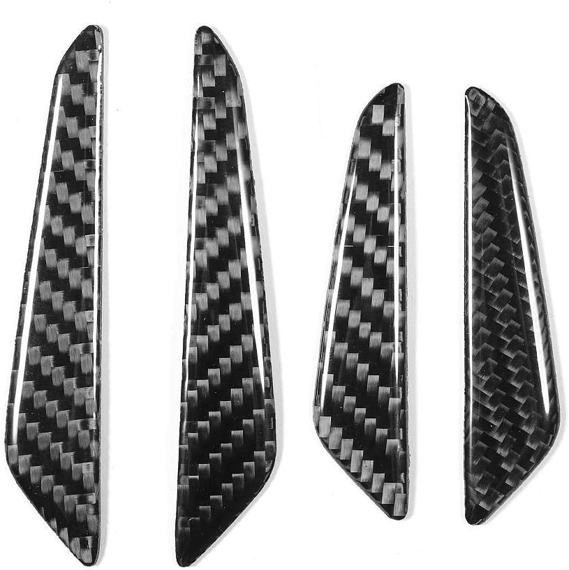 Anti-Collision Strip Ranking TOP12 New products, world's highest quality popular! - 4pcs Car Edge P Decorative Door Reflector