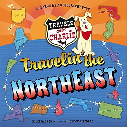 Travelin' the Northeast (Travels With Charlie)