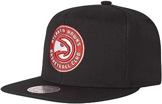 Mitchell & Ness Snapback Cap - NBA Atlanta Hawks black
