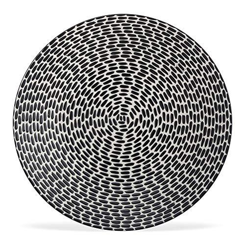 Table Passion - assiette plate patio 27 cm (lot de 6)