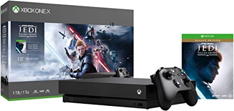 Xbox One X 1TB Console - Star Wars Jedi: Fallen Order Bundle [DISCONTINUED]