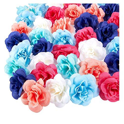Cabezal de Flores Artificiales Juvale - Paquete de 60