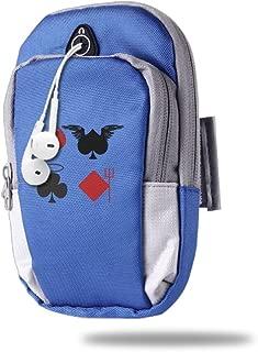 AWADER Outdoor Arm Bag Poker Elements RoyalBlue