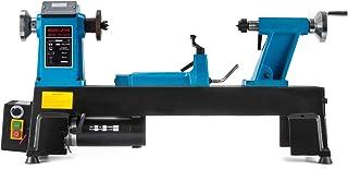 comprar comparacion Mophorn Torno de Madera de Sobremesa de Lectura Digital 550W Torno de Velocidad Variable de Máquina de Torno de Torneado d...
