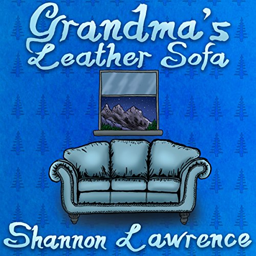 Grandma's Leather Sofa audiobook cover art