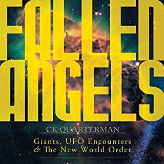 Fallen Angels: Giants, UFO Encounters and the New World Order audiobook cover art