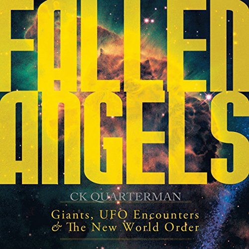 Couverture de Fallen Angels: Giants, UFO Encounters and the New World Order