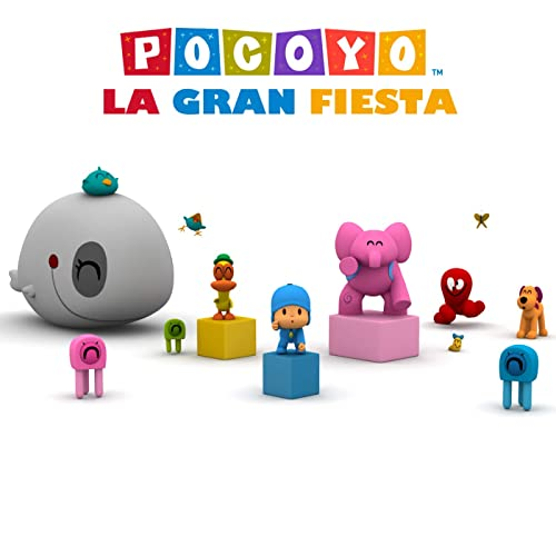 El Cumpleaños de Elly by Pocoyo on Amazon Music - Amazon.com