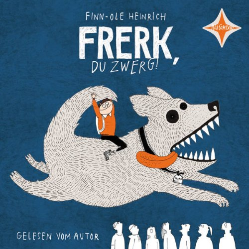 Frerk, du Zwerg! cover art