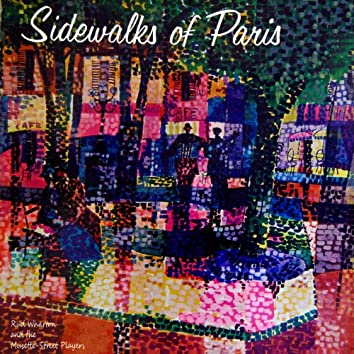 Sidewalks Of Paris