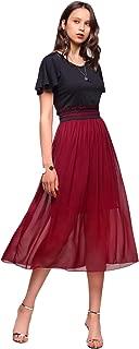 waist dress