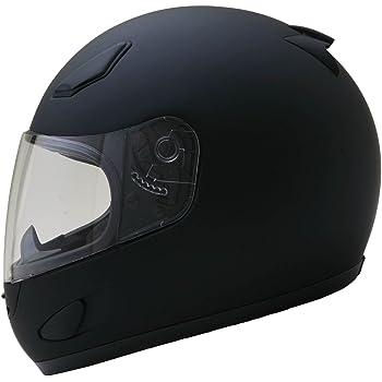 ネオライダース (NEO-RIDERS) FX7 フルフェイス ヘルメット マットブラック XLサイズ 61-62cm SG/PSC FX7