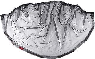 VICASKY Cortina de proteção de sol para janela de carro, bloqueador de sol, ventosa, ventilação, capa de malha respirável,...