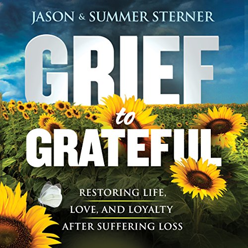Grief to Grateful audiobook cover art