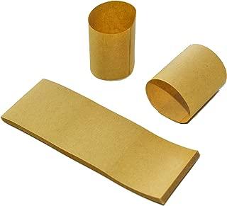 Best gold paper napkin bands Reviews