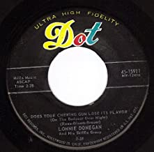 Does Your Chewing Gum Lose Its Flavor/Aunt Rhody (VG+ 45 rpm)