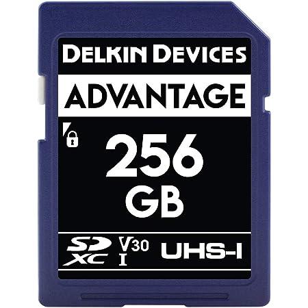 Delkin 256gb Sdxc Memory Card 633x Computers Accessories