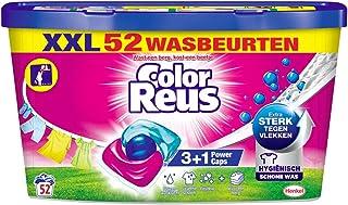 Witte Reus Power Caps Wasmiddelcapsules Color Reus 52 stuks