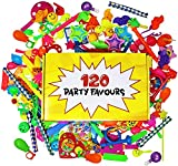 THE TWIDDLERS 120 Juguetes de Fiesta Cumpleaños, Rellenos de Piñata para Niños