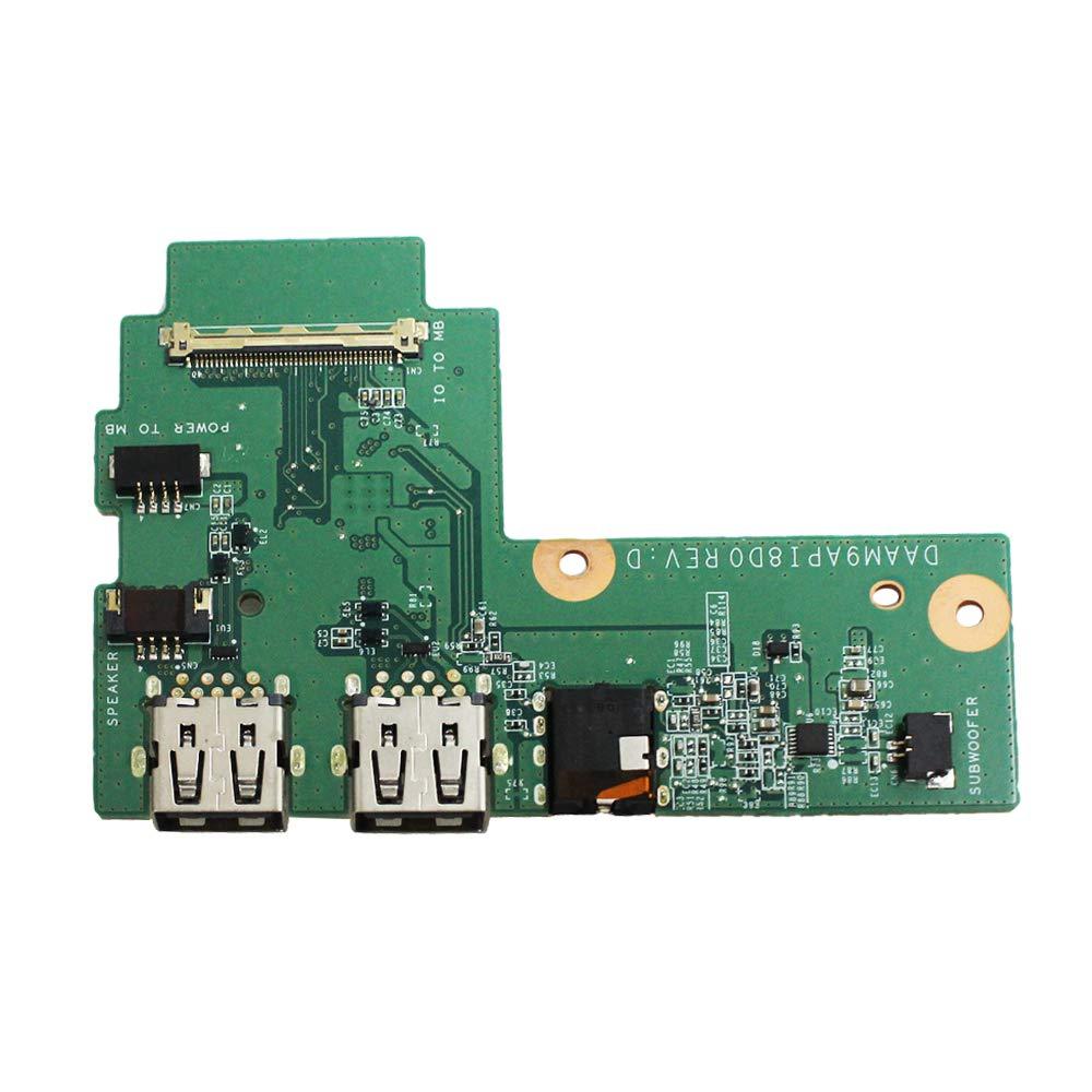 USB Audio IO Board Replacement for Dell Inspiron 15 7559