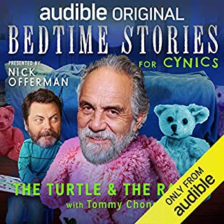 Ep. 8: The Turtle and the Rabbit with Tommy Chong cover art