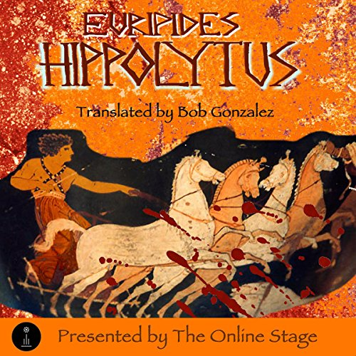 Hippolytus audiobook cover art
