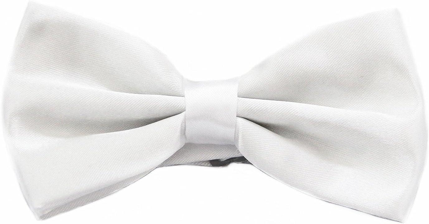 Soophen Per Tied Mens Adjustable Length Formal Tuxedo Bow Tie